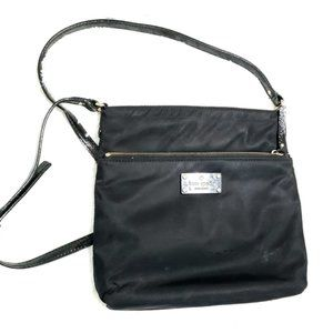 Kate Spade Classic Basic Black Cross Body Bag